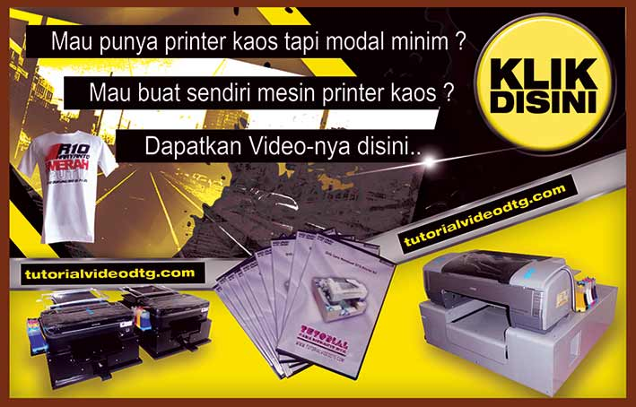 bukti resi pembelian dvd printer dtg