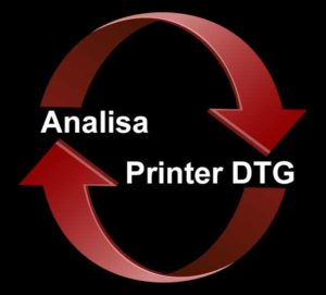 analisa printer dtg