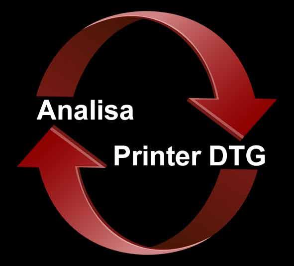 analisa printer dtg