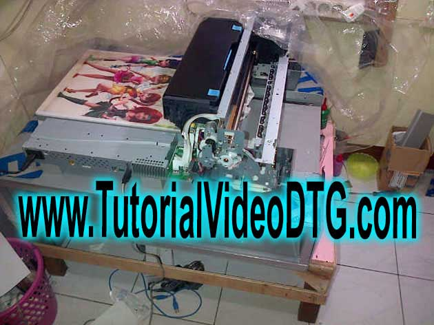 printer modifikasi a3 untuk print kaos