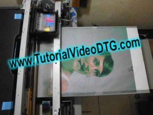 cara merakit printer dtg a3 untuk print kaos