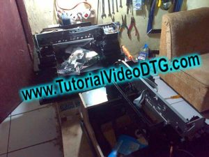 dtg printer tutorial a4