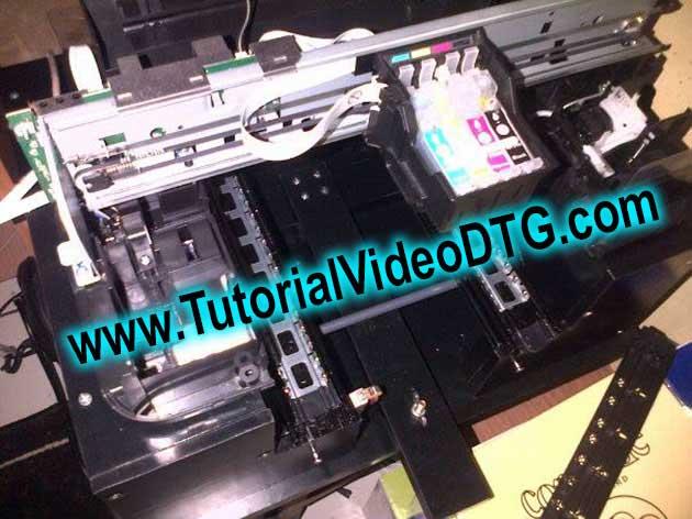 cara buat dtg dengan video tutorial