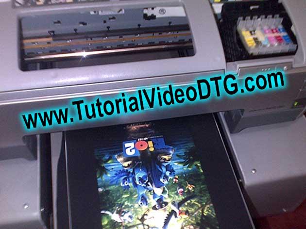 printer modifikasi printer dtg a3