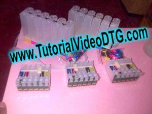 cartridge dtg printer 1390