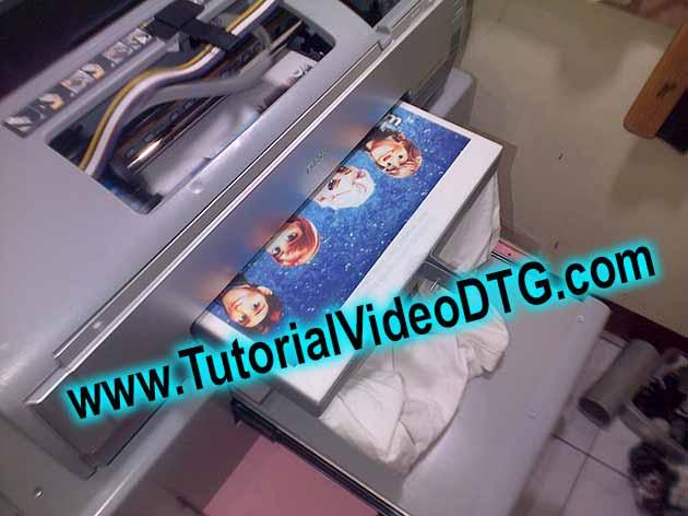 cara membuat printer dtg a3 printer modifikasi