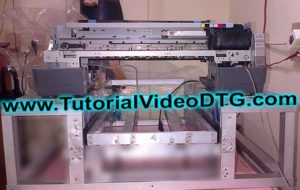 Tips how to build a DTG Printer