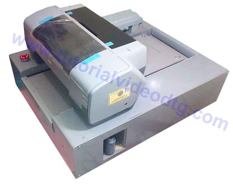 body printer dtg a3