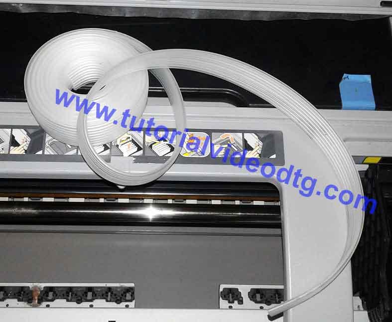 selang infus printer dtg
