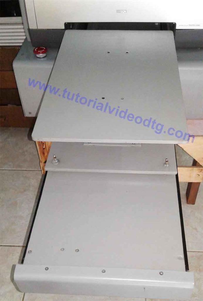 tray kaos printer dtg