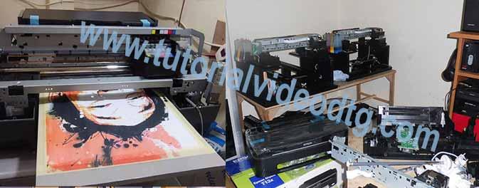 cara mudah membuat printer DTG