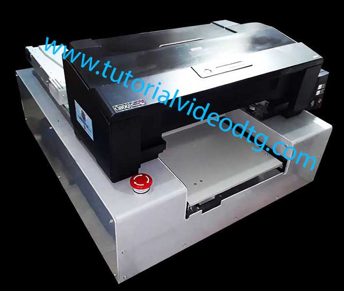 convert epson printer L1800 to DTG
