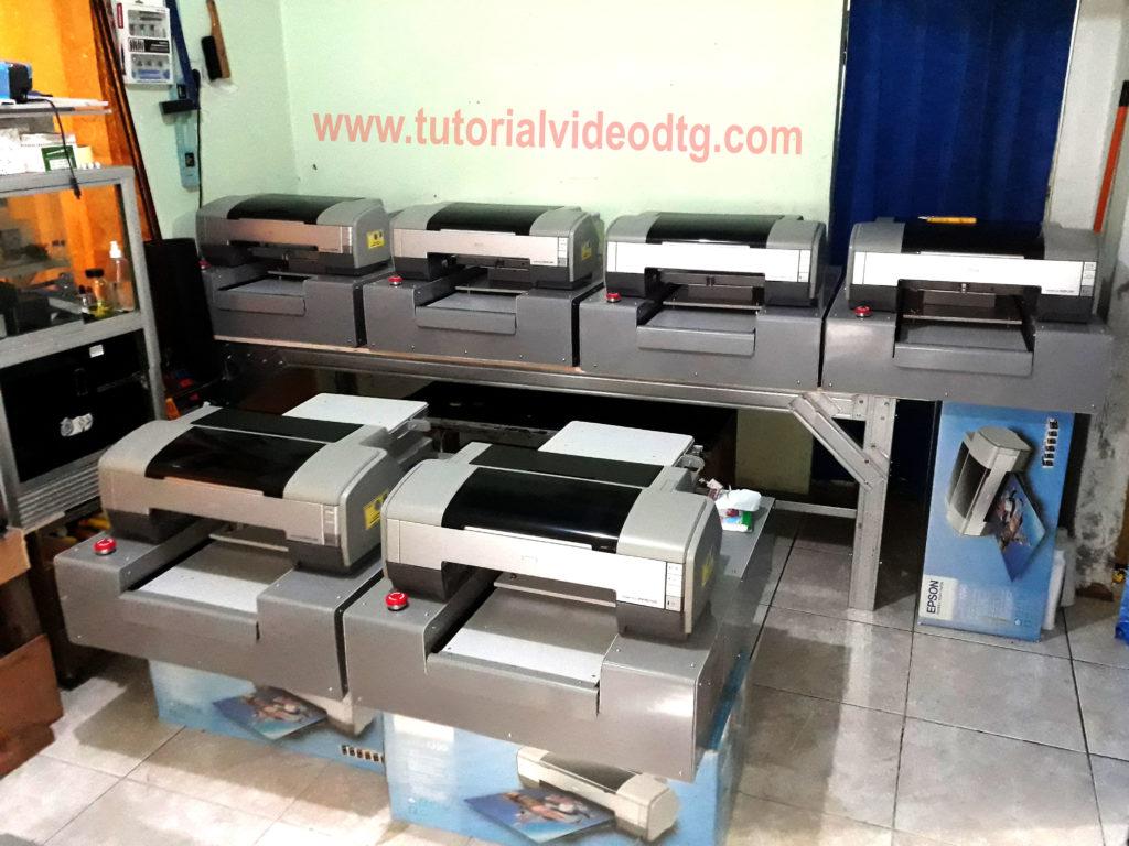 Jasa modifikasi printer DTG